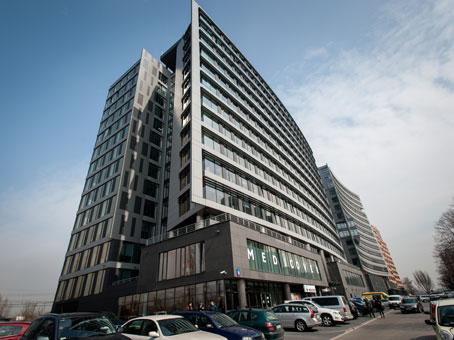 Panele szklane Warszawa biuro