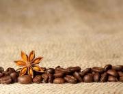 Panele szklane - kawa, anyż