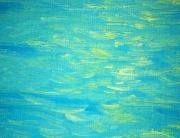 Panele szklane - obraz olejny