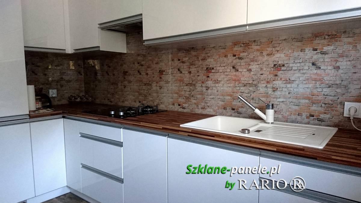 Szklane Panele Do Kuchni Salonu I łazienki Od Rario